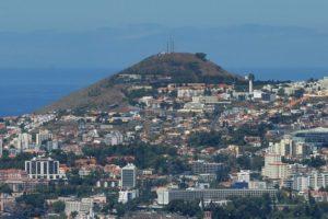 Funchal,17-08-2015 - Vista do Porto do Funchal.  (ASPress/RUI SILVA)
