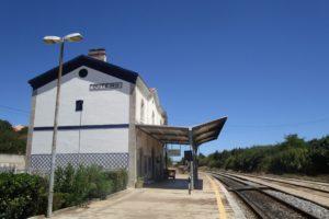 estação ferroviária do Outeiro da Cabeça